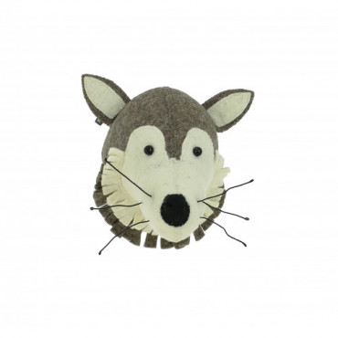 Trophée mini - Loup