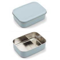 Lunchbox métal Jimmy - Mr bear sea blue