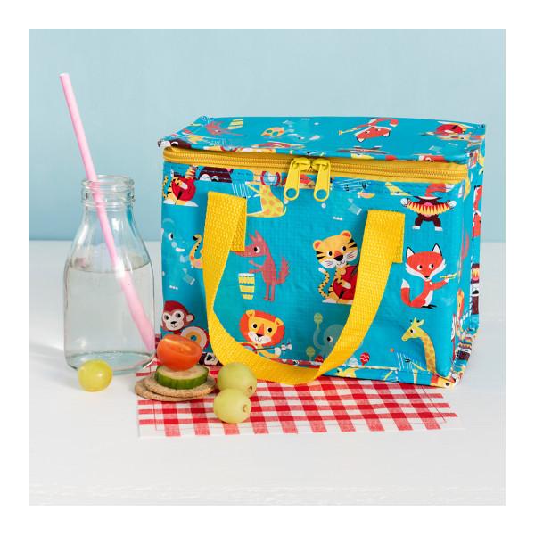 Lunchbag isotherme - Animal band