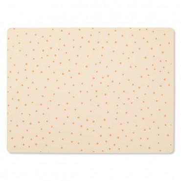 Set de table silicone - Terracotta dot