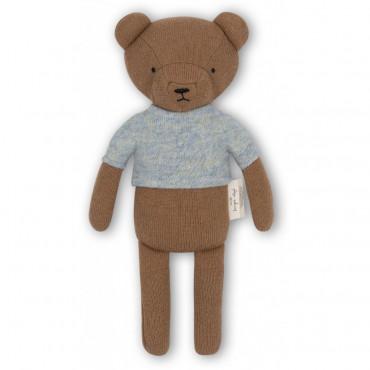 Doudou poupée - Theodor l'ours
