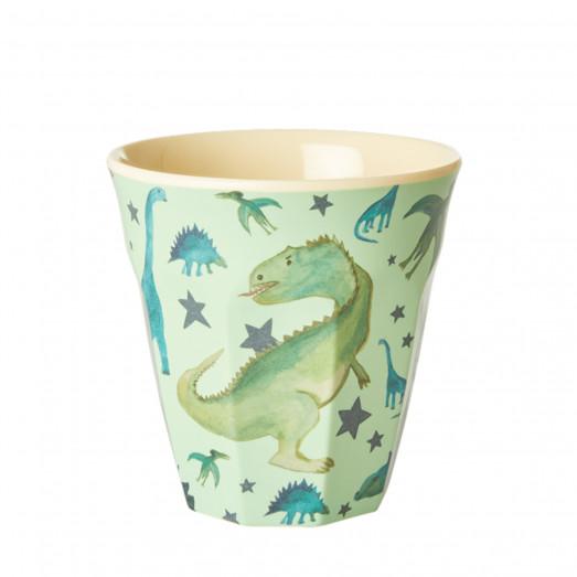 Petit verre en mélamine - Dinosaurs
