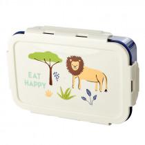 Lunchbox compartimentée - Blue jungle