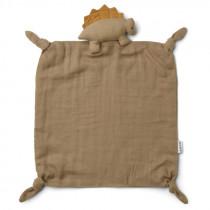 Doudou carré Agnete - Dino oat