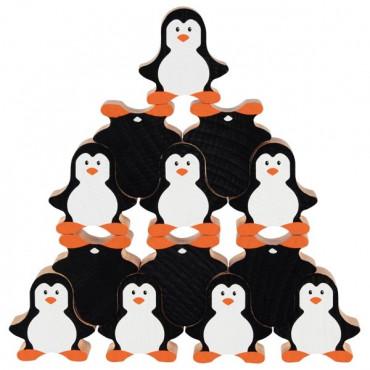 Jeu d'adresse - Les pingouins
