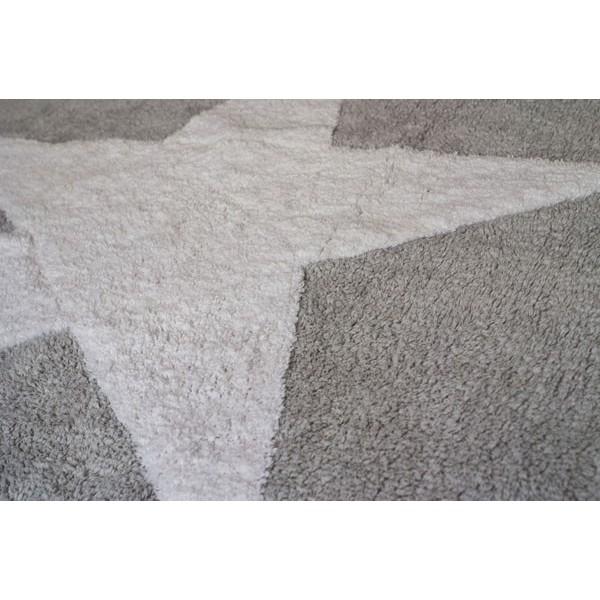 Zoom qualité du tapis lavable