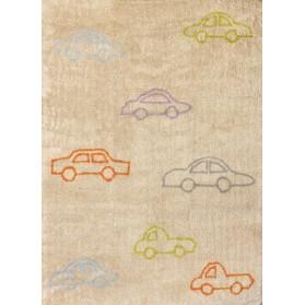 Tapis Petites voitures - Multicolor