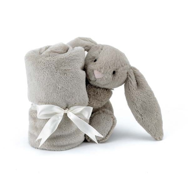 Doudou lapin beige - Blossom soother