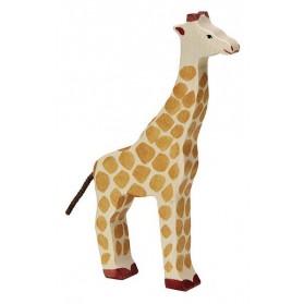 Figurine en bois - Girafe