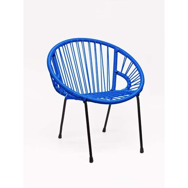 Chaise enfant tica bleu lectrique le pestacle de ma lou for Chaise enfant scoubidou