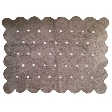 Tapis Biscuit - taupe