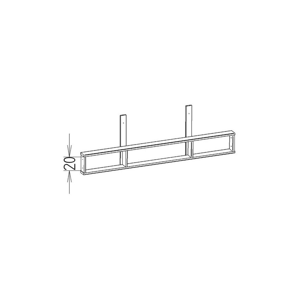 Etag re pour lit mezzanine et lit superpos dominique le pestacle de ma lou - Escalier etagere pour mezzanine ...