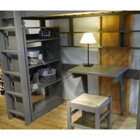 Bureau pour lit mezzanie et lit superposé - Dominique