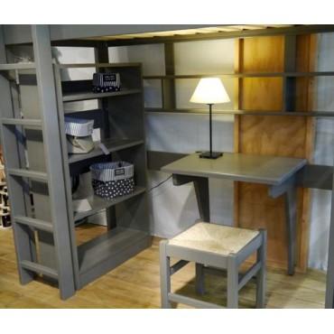 bureau table le pestacle de ma lou. Black Bedroom Furniture Sets. Home Design Ideas