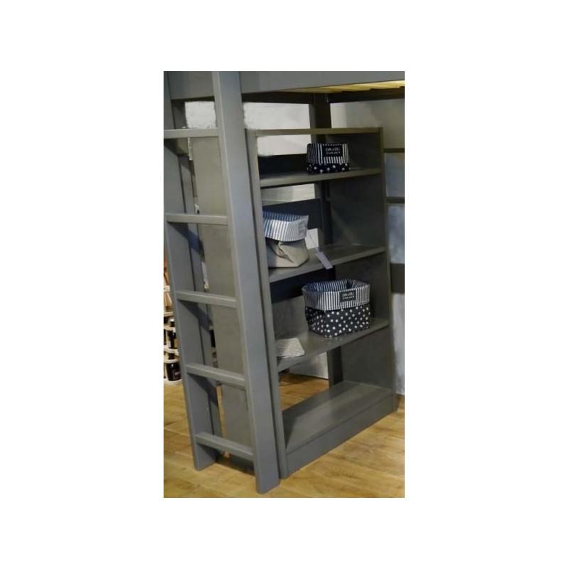 etag re biblioth que pour lit dominique le pestacle de ma lou. Black Bedroom Furniture Sets. Home Design Ideas