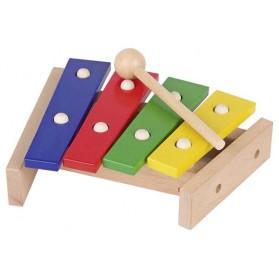 Xylophone bébé - 4 notes