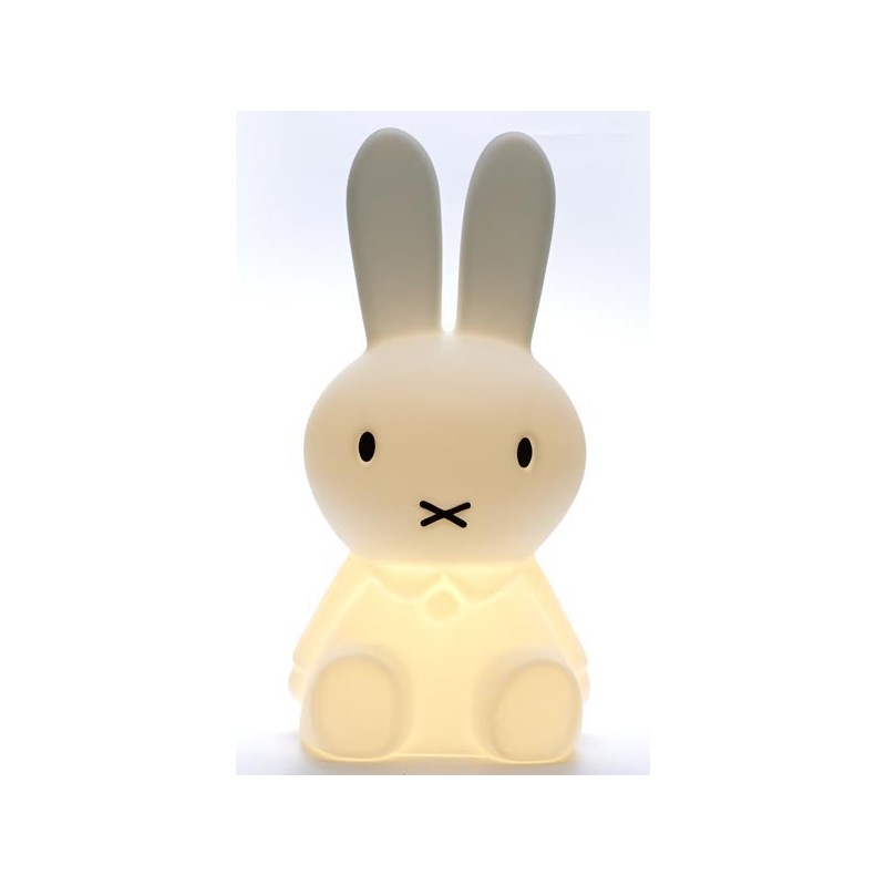 lampe lapin miffy petit mod le le pestacle de ma lou. Black Bedroom Furniture Sets. Home Design Ideas