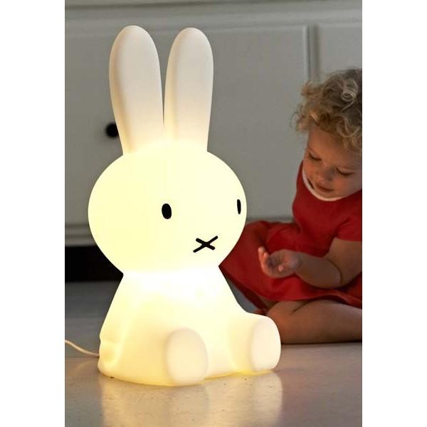 Lampe lapin Miffy