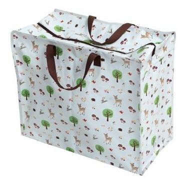 Grand sac de rangement - Woodland