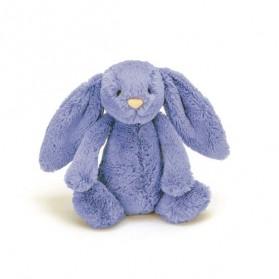 Peluche lapin - Bashful bleu violet