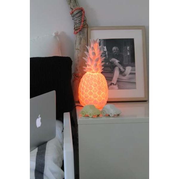 Lampe veilleuse Ananas - Rose