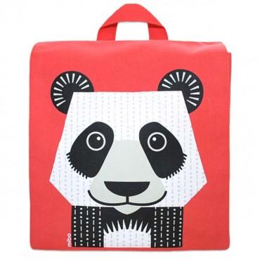 Sac à dos enfant coton bio - Panda