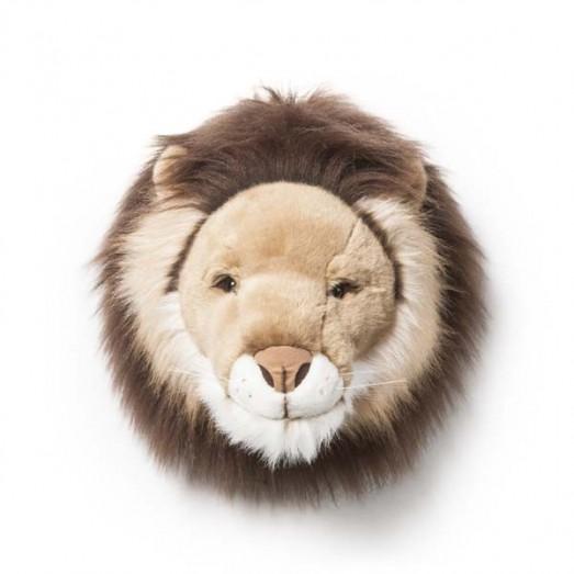 Trophée peluche Lion - Cesar