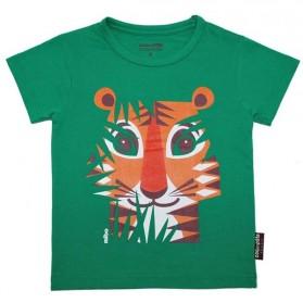 T-shirt enfant manches courtes - Tigre