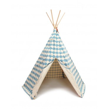 Tipi Arizona - Blue scales
