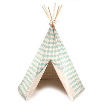 Tipi Arizona - Green scales