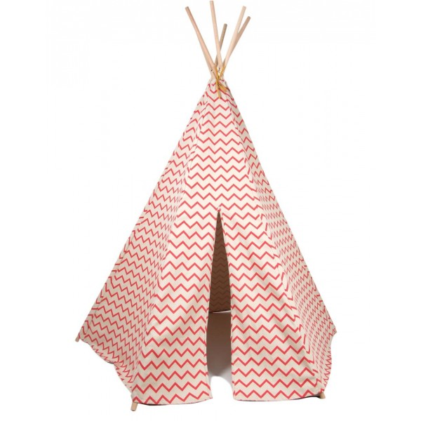 Tipi Arizona - Zigzag Pink
