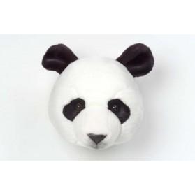 Trophée peluche - Tête de panda Thomas