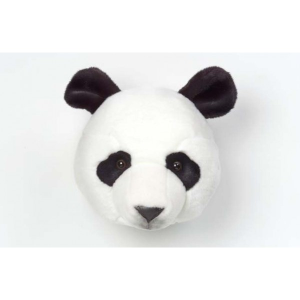 Trophée peluche - Tête de panda