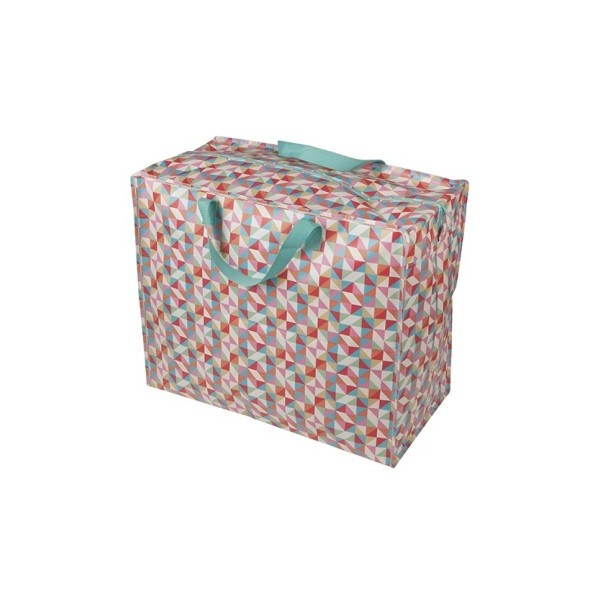 Grand sac de rangement - Géométrique