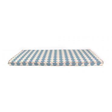 Matelas St Tropez - Blue scales