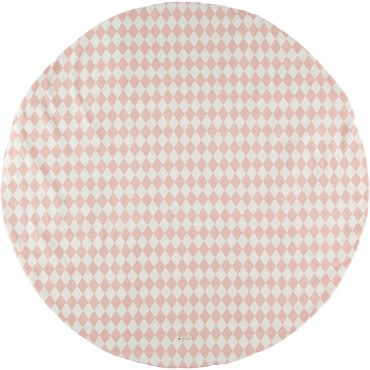 Tapis rond Apache S - Pink diamonds