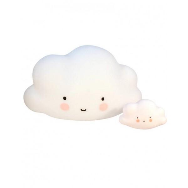 Veilleuse nuage - blanc
