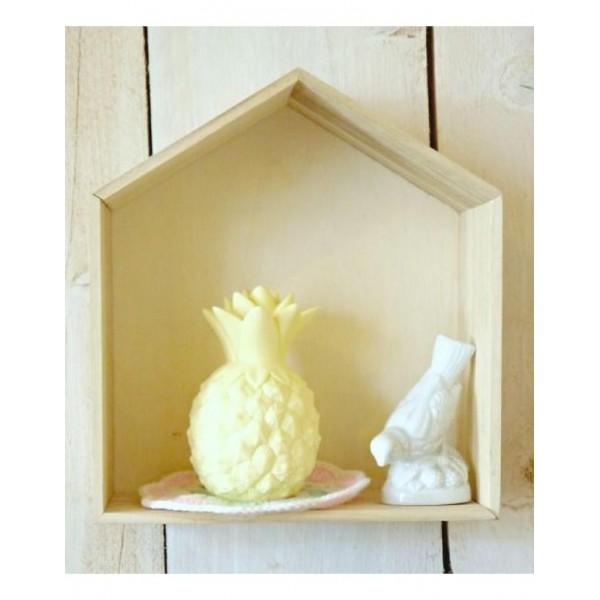 veilleuse ananas jaune le pestacle de ma lou. Black Bedroom Furniture Sets. Home Design Ideas