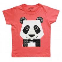 T-shirt enfant manches courtes - Panda