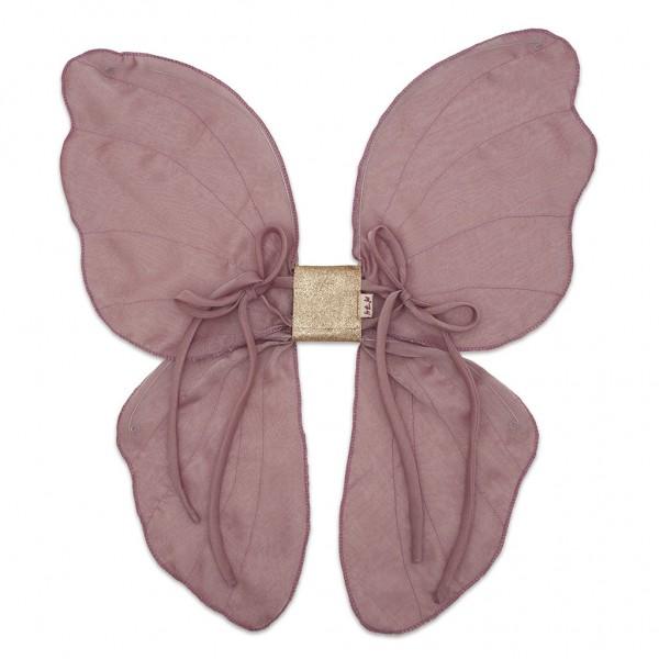 Ailes de papillon fée Tulle - Rose