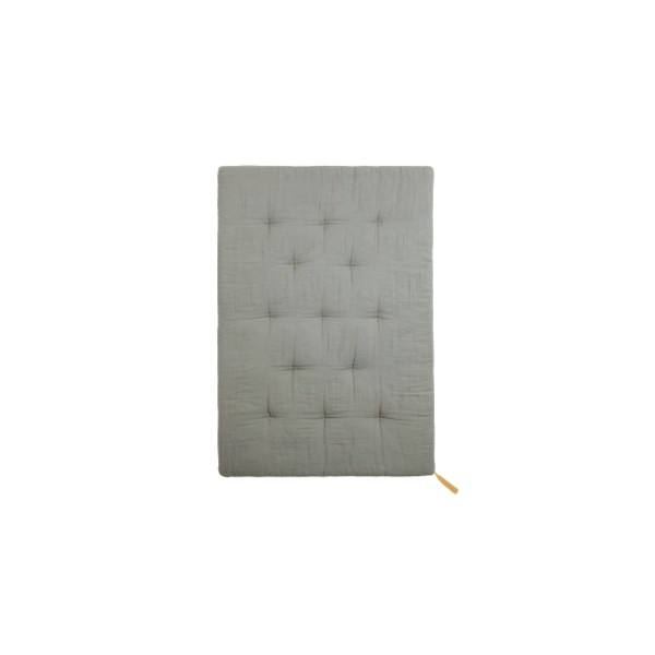 Futon 75x110 - Gris clair