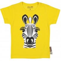 T-shirt enfant manches courtes - Zèbre