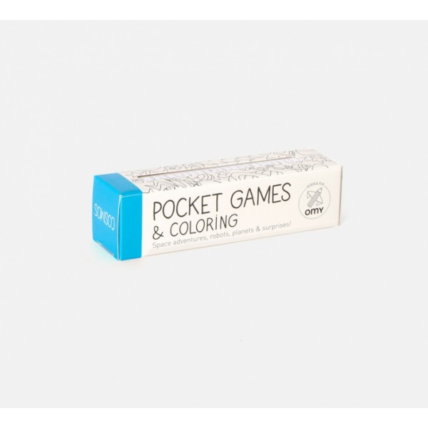 Pocket games & coloring - Cosmos