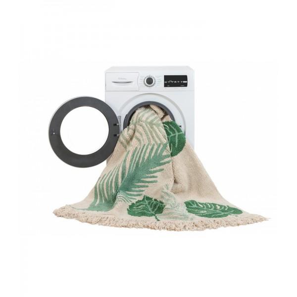 Tapis Tropical - Vert