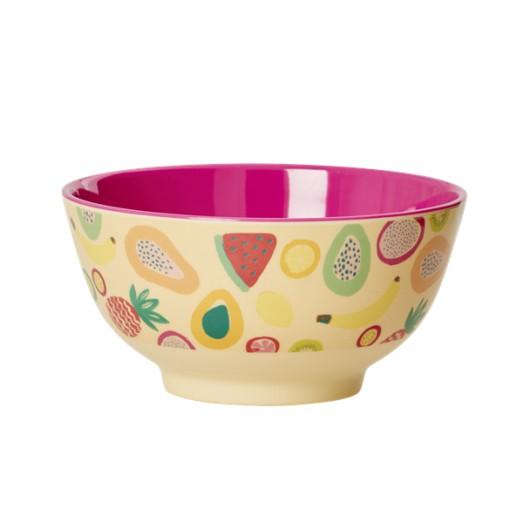 Grand bol en mélamine - Tutti Frutti