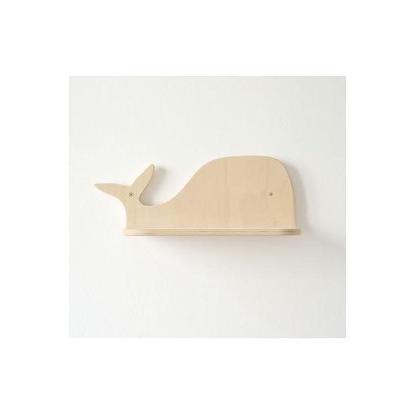 Etagère baleine