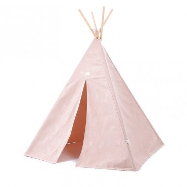 Tipi Phoenix - White bubble / misty pink