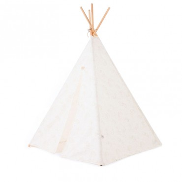 Tipi Phoenix - Gold bubble / white