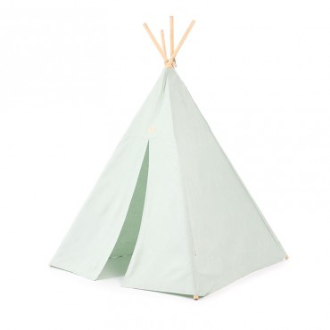 Tipi Phoenix - White bubble / aqua