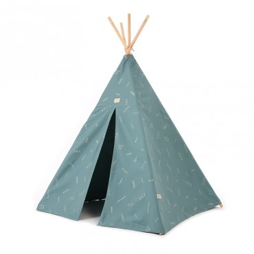 Tipi Phoenix - Gold secrets / Magic green